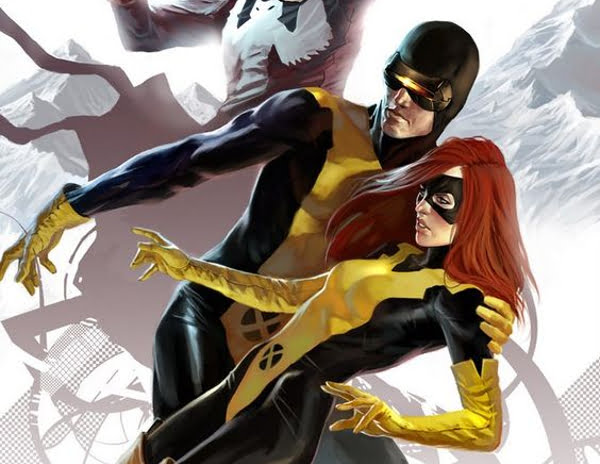 Cyclops i Jean Grey