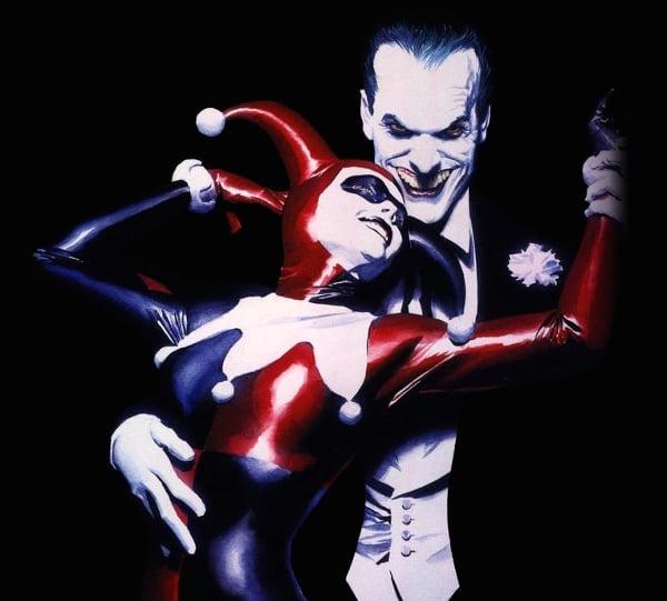 Joker i Harley Quinn