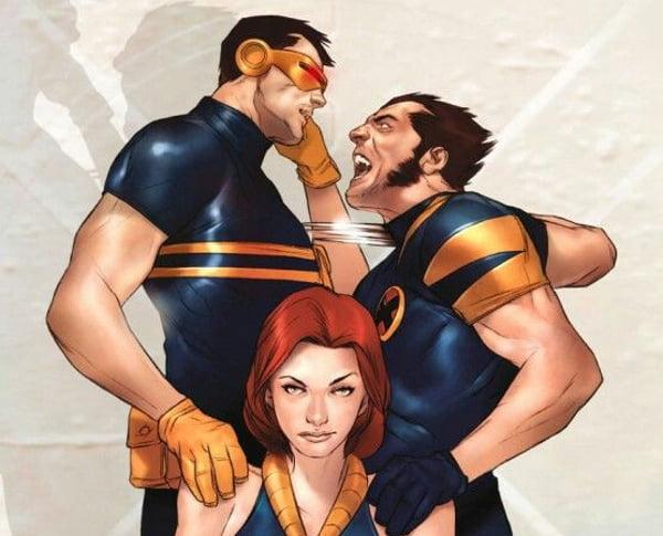 Wolverine i Jean Grey