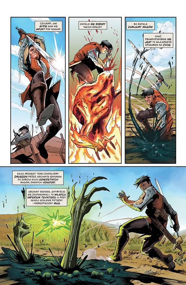 Dragon Age: Zabójca magów #3 kadr 1