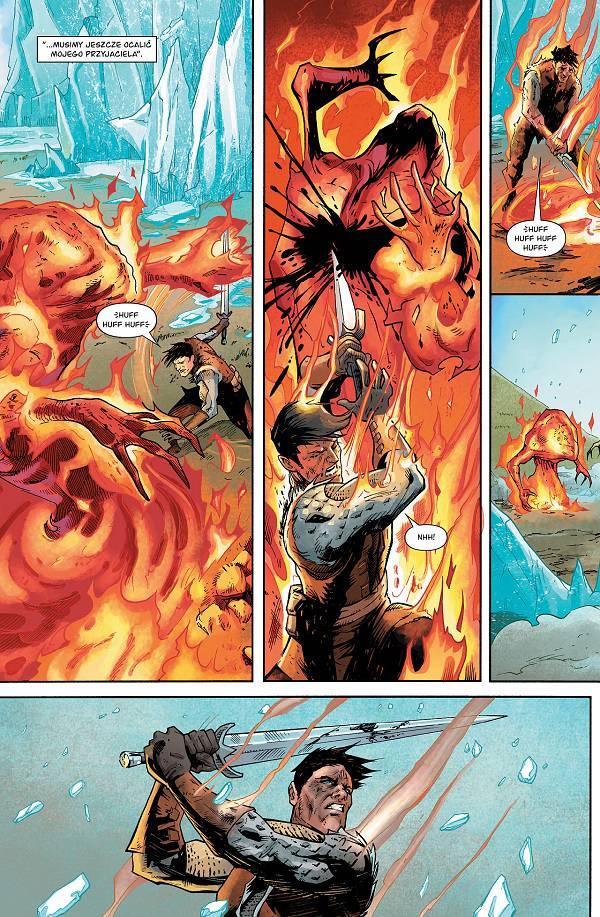 Dragon Age: Zabójca magów #3 kadr 2