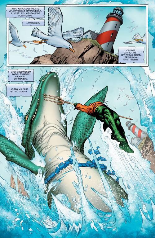 Aquaman Utonięcie 001