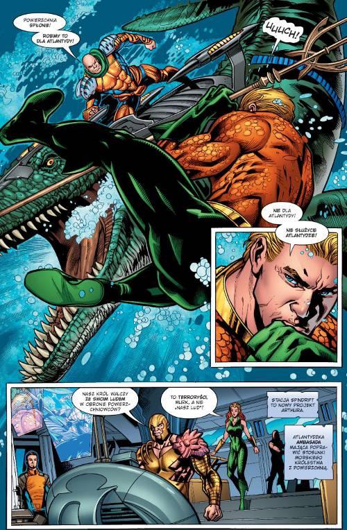 Aquaman Utonięcie 002