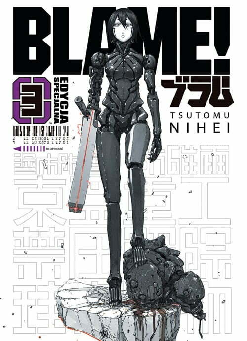 BLAME3 cover