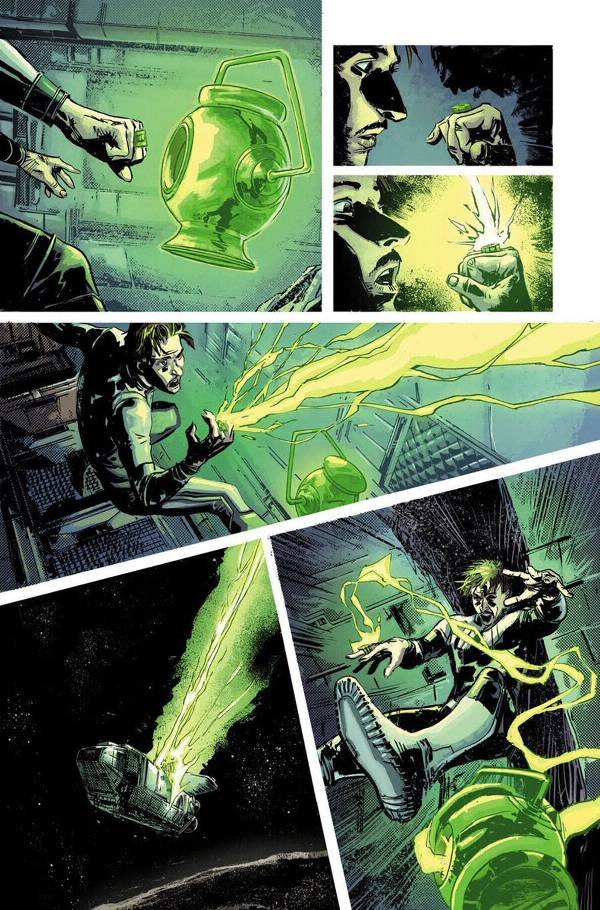 Green Lantern Earth One 002