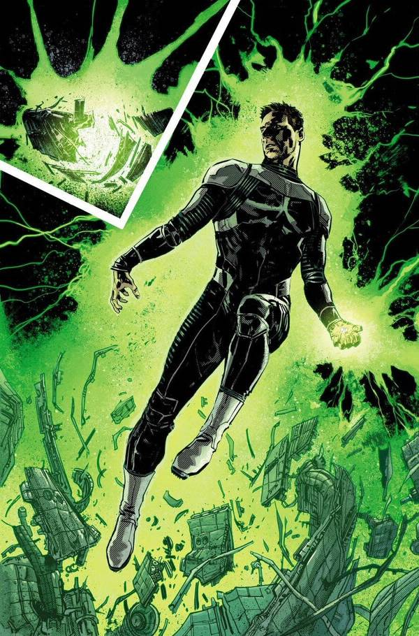 Green Lantern Earth One 003
