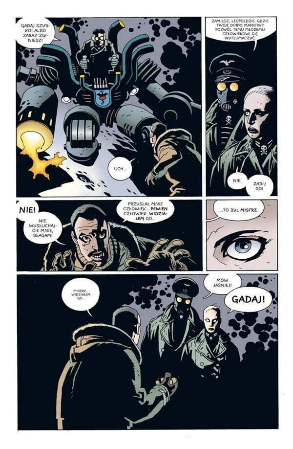 Hellboy Skan 2