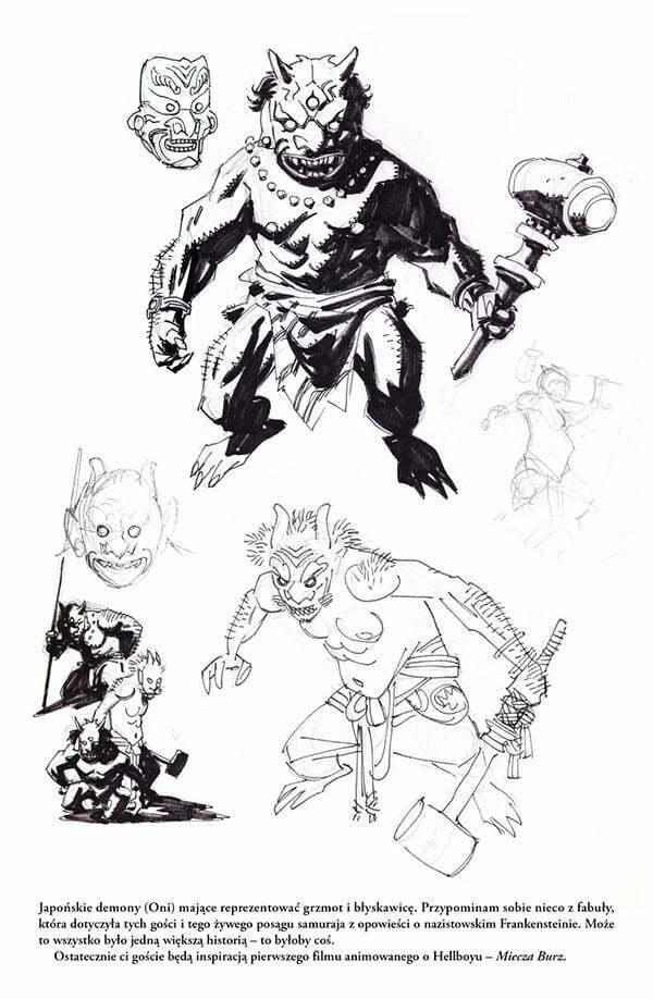Hellboy Skan 4