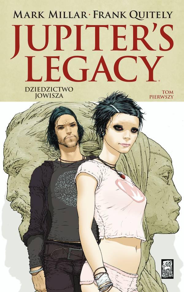 Jupiter's Legacy Okładka