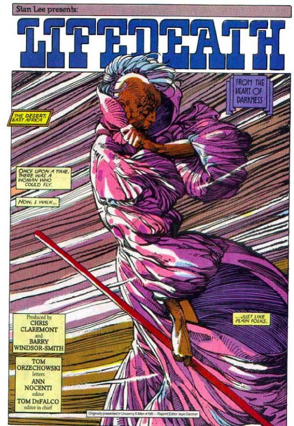 X-Men LifeDeath II 2