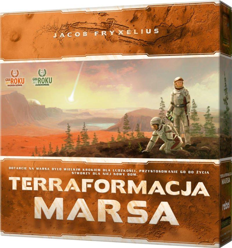 Terraformacja Marsa 1