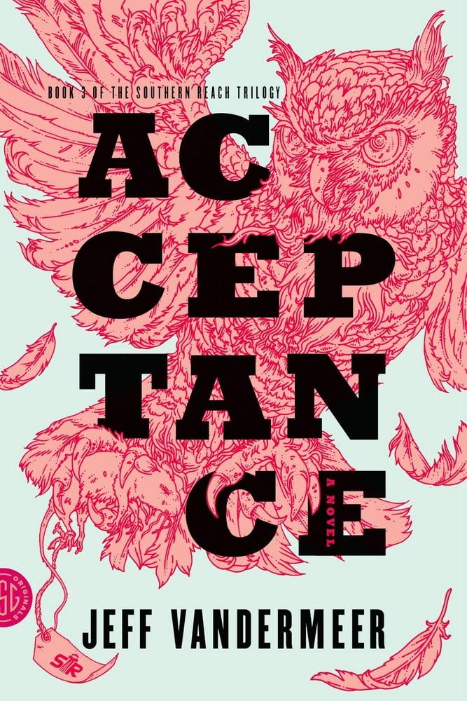 wersja okładki Acceptance