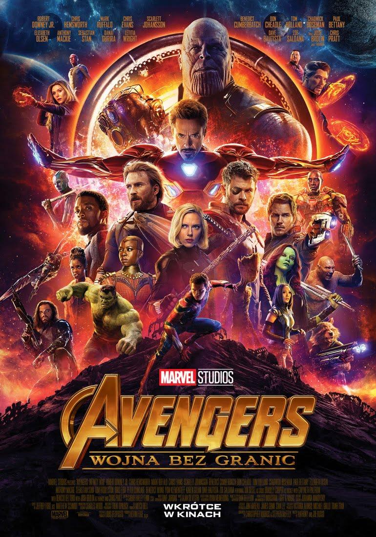Avengers: Wojna bez granic 1