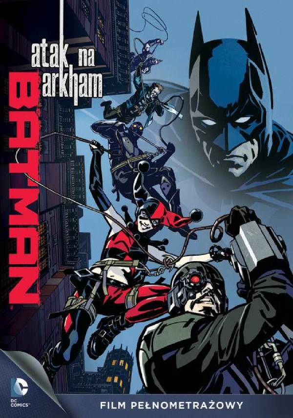Atak na Arkham