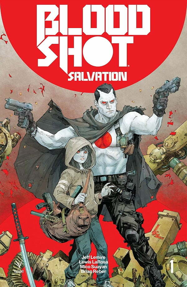 Bloodshot Salvation Cover
