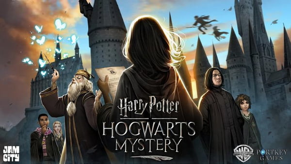 Harry Potter: Hogwarts Mystery 1
