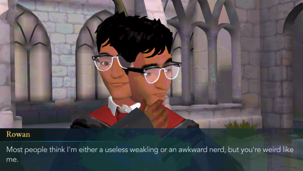 Harry Potter: Hogwarts Mystery 2