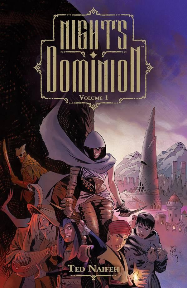 Night's Dominion Cover