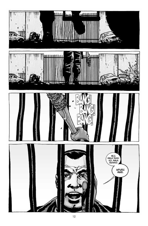 The Walkng Dead 18 strona 1