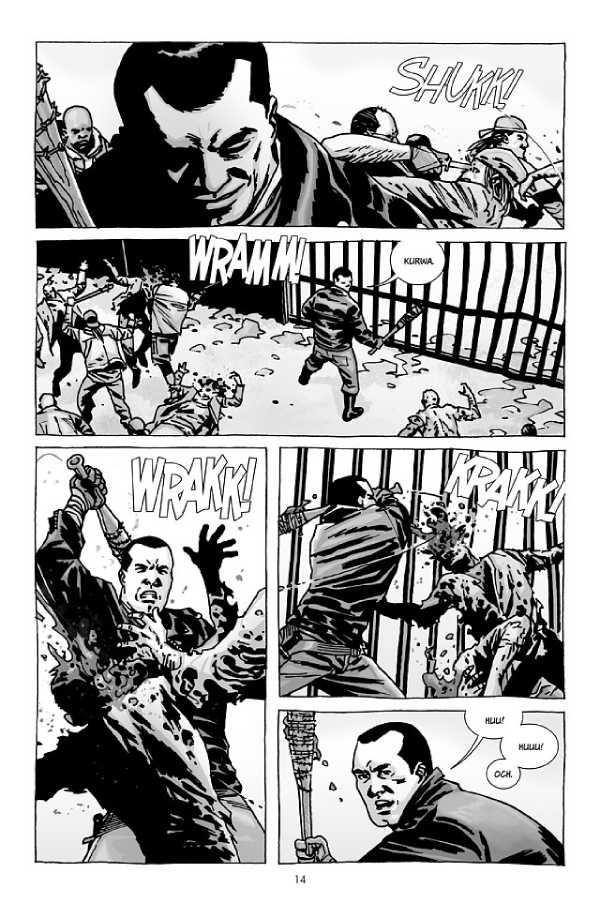 The Walkng Dead 18 strona 3