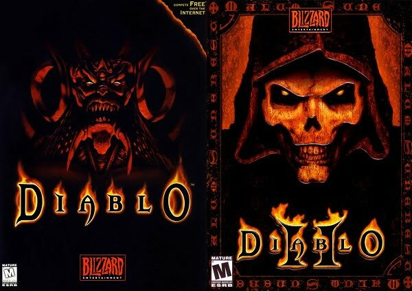 Diablo 1 i Diablo 2