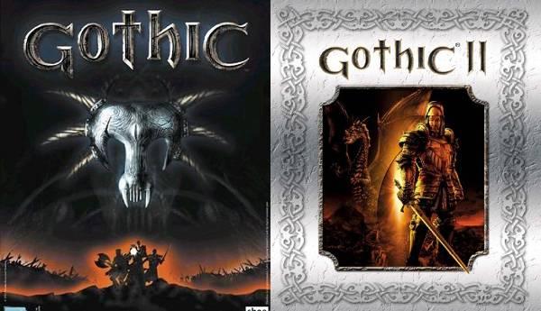 Gothic 1 i Gothic 2