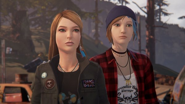 Life is Strange: Before the Storm 2