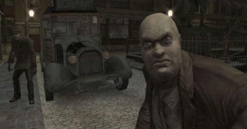 Screenshot z gry Call of Cthulhu: Mroczne Zakątki Świata