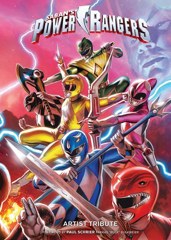 Power Rangers 1