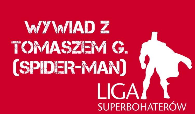 Spider-man Tomasz