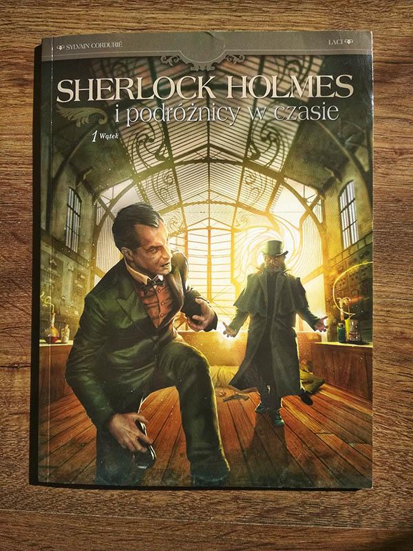 Sherlock Holmes i podróżnicy w czasie
