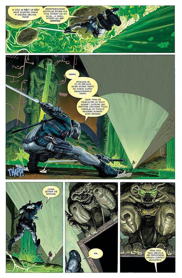 Uncanny X-Force 1 Skan 1