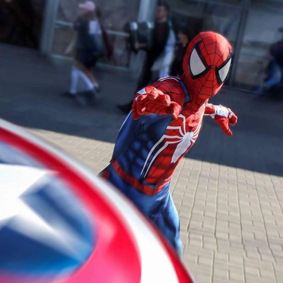 Spider-man Tomasz 5