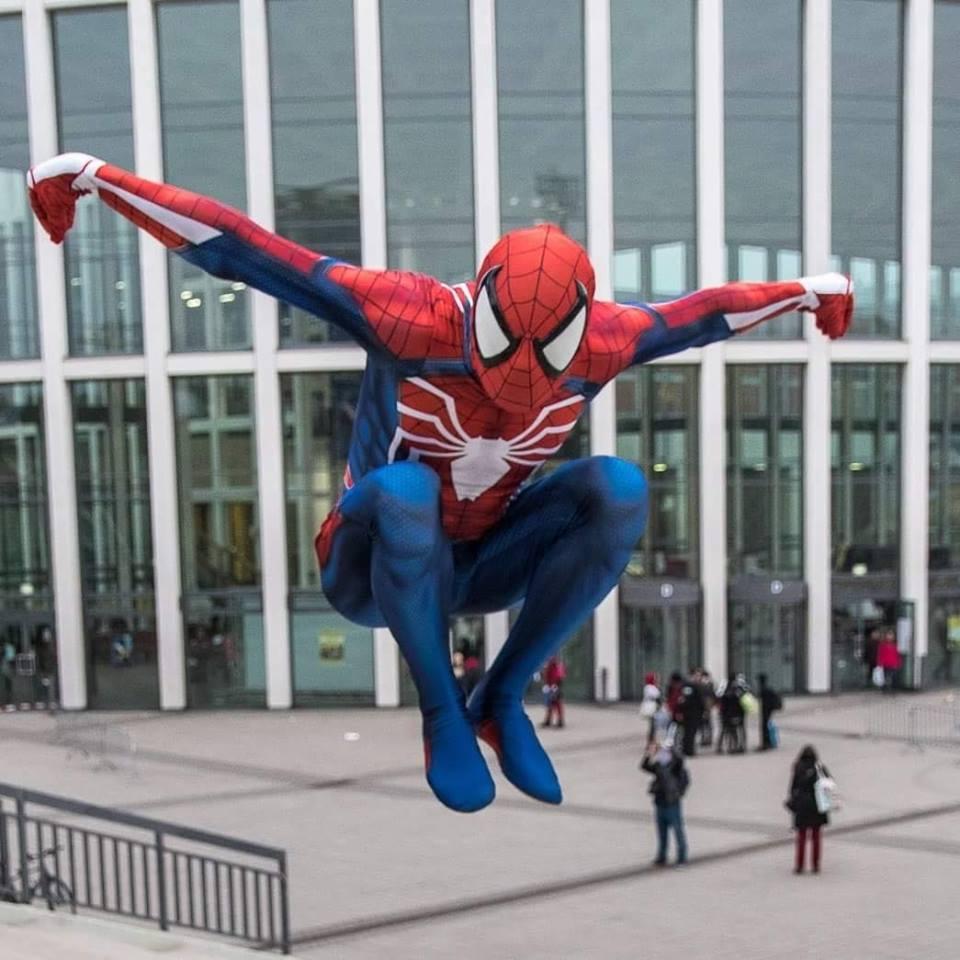 Spider-man Tomasz 3