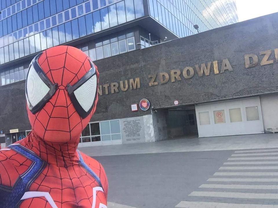 Spider-man Tomasz 4