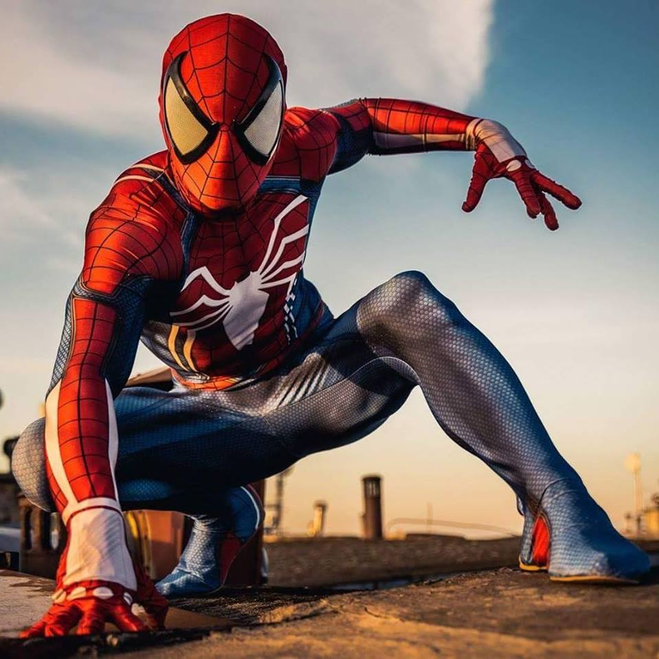 Spider-man Tomasz 2
