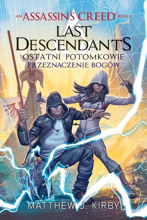 Assassin's Creed: Ostatni potomkowie. Przeznaczenie bogów 1