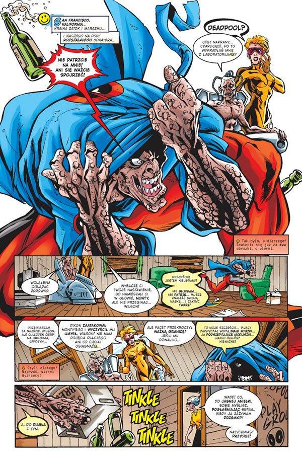 Deadpool Classic 4 Skan 2