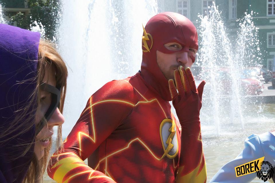 Flash Roman 1