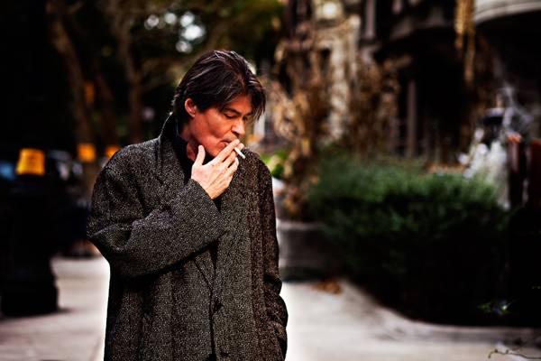 Jack Ketchum z papierosem