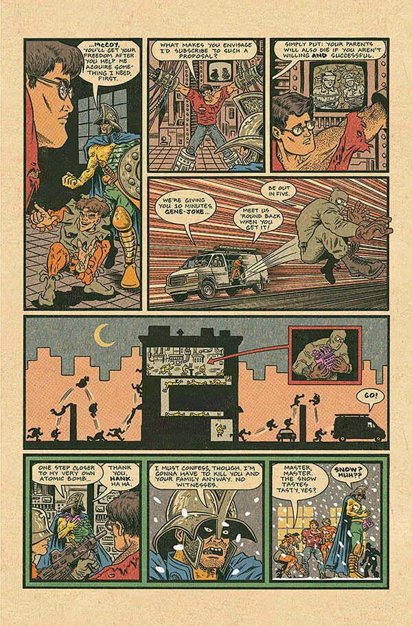 X-Men Grand Design skan 2