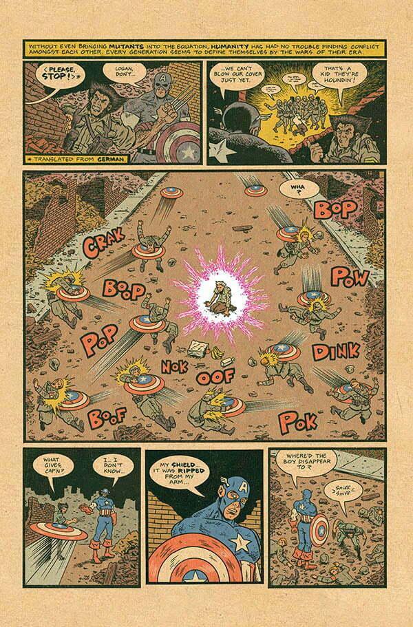X-Men Grand Design skan 4