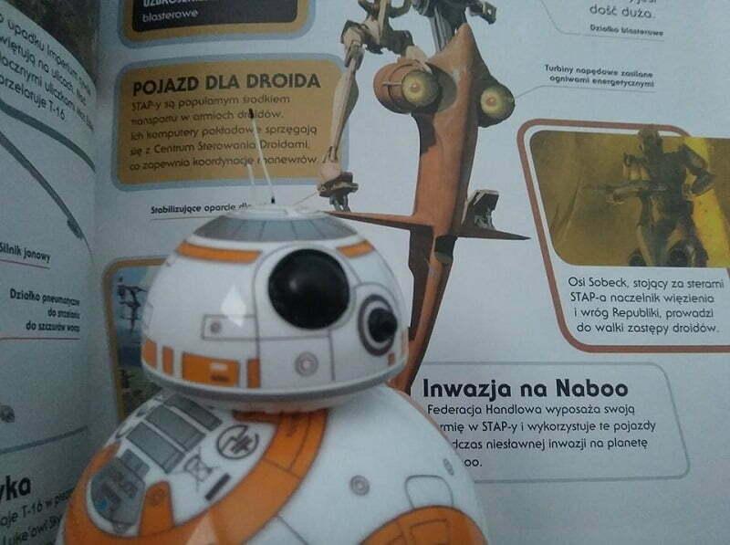 Encyklopedia myśliwców Star Wars 2