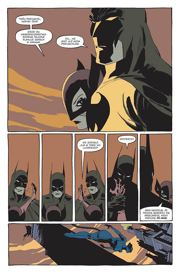 Batman Mroczne Zwycięstwo 2
