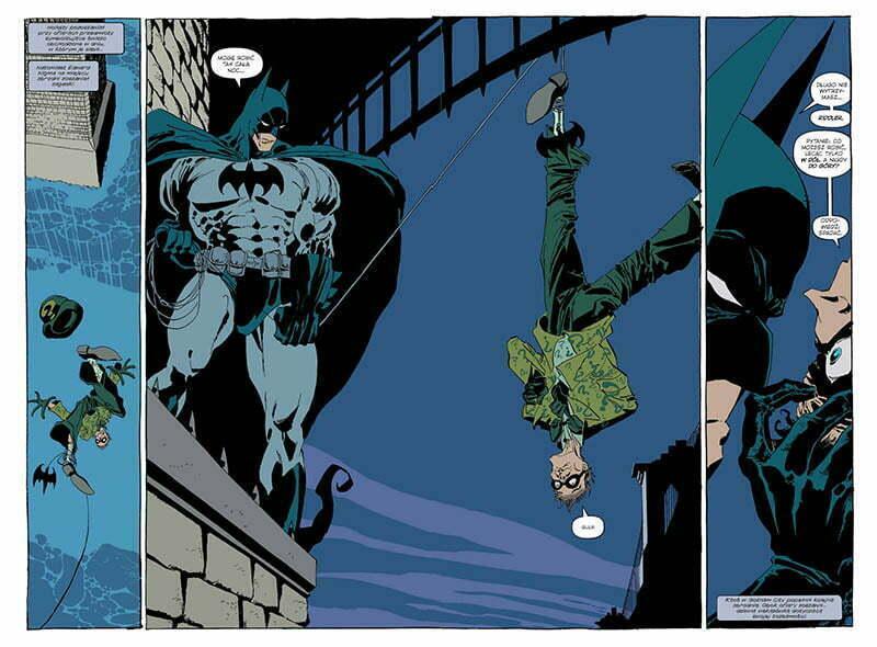 Batman Mroczne Zwycięstwo 3