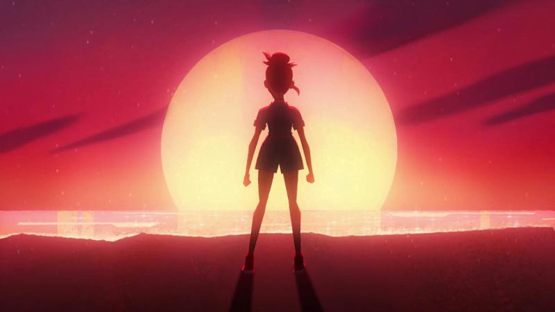 Zmierzch słońca
