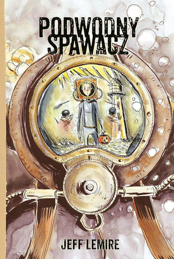 Podwodny Spawacz Okładka