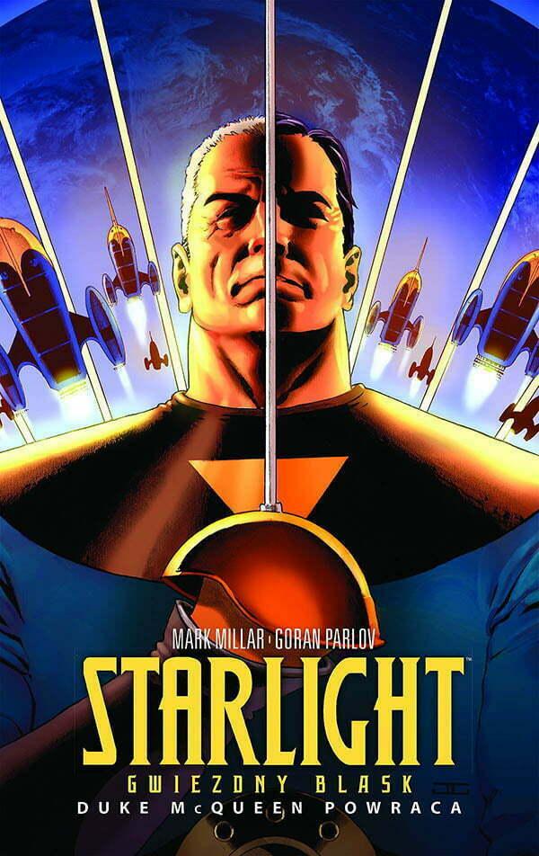 Starlight Okładka