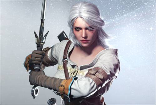 Top 10 female popculture heroes Ciri