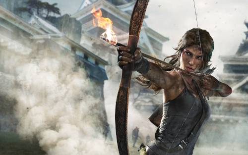 Top 10 female popculture heroes Lara Croft